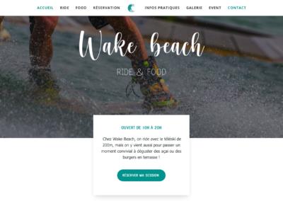Wake Beach