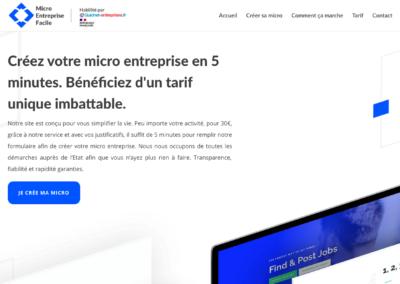 Micro Entreprise Facile