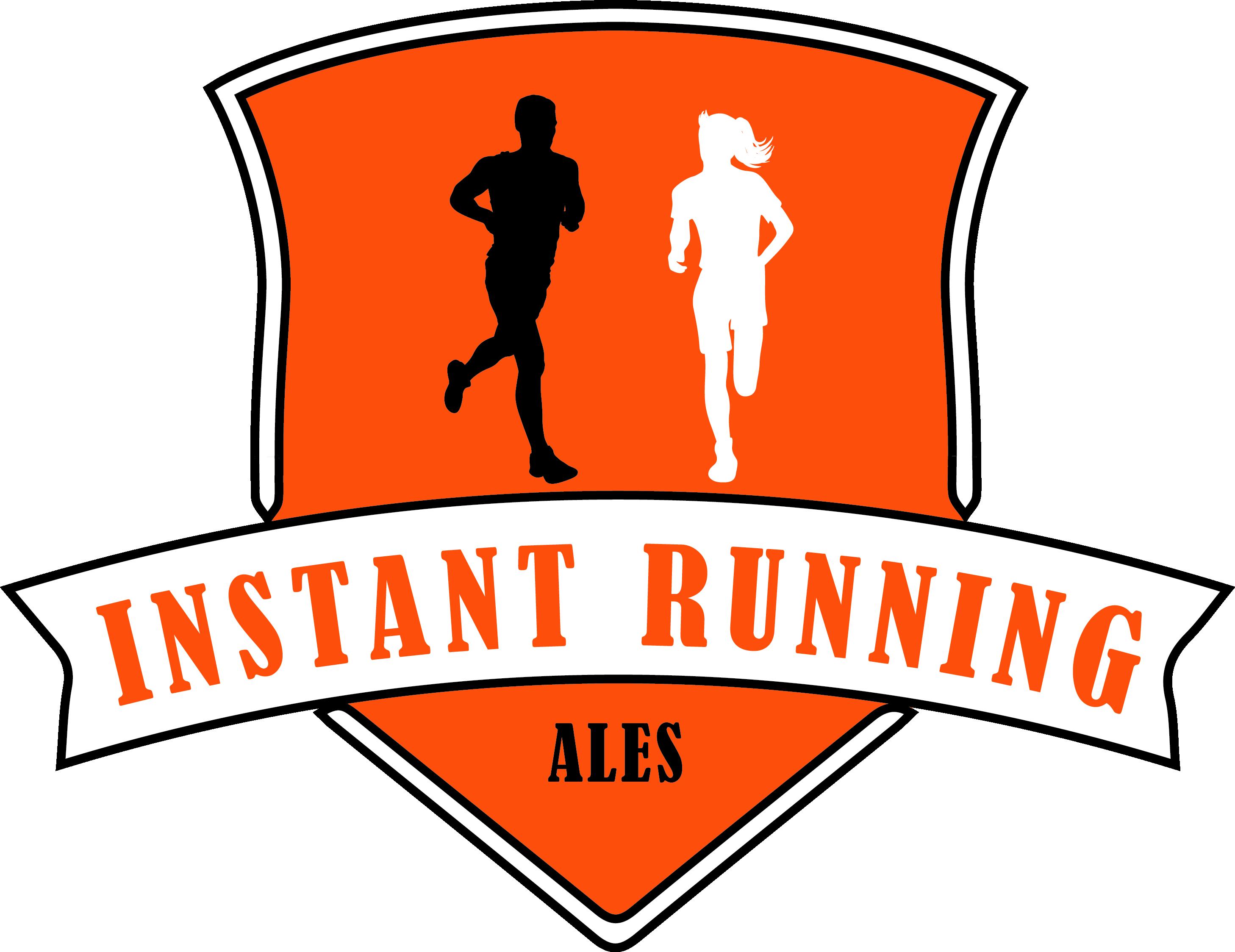 Logo Instant Running Alès, magasin spécialisé dans la vente d'articles de running