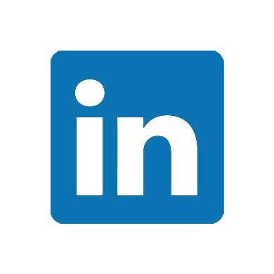 Pictogramme Linkedin Thibault Oulmiere pour le site web Com' To Sport