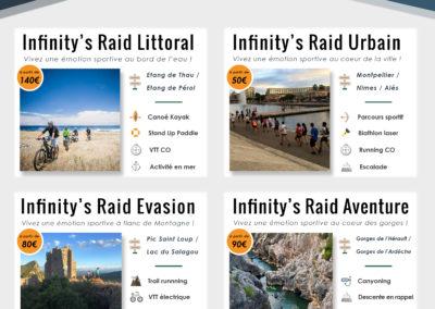 Infinity's Raid Print