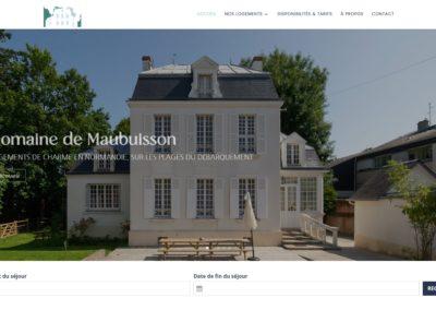 Domaine de Maubuisson